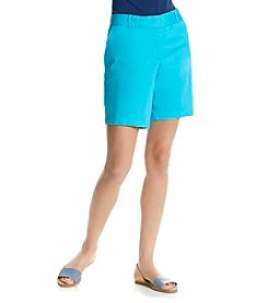 Le Tigre Cotton Twill Shorts