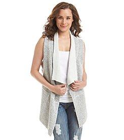 Relativity® Knit Flyaway Vest