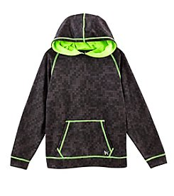 Mambo® Boys' 8-20 Long Sleeve Street Fleece Hoodie