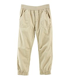 Mix & Match Boys' 2T-7 Woven Jogger Pants