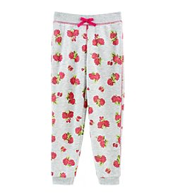 Little Miss Attitude Mix & Match Girl's 2T-6X Fleece Jogger