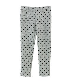 Little Miss Attitude Mix & Match Girls' 2T-6X Printed Jeggings