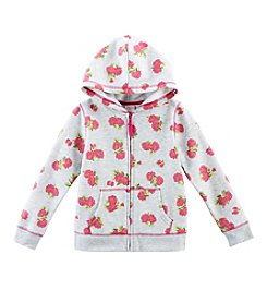 Little Miss Attitude Mix & Match Girls' 2T-6X Fleece Hoodie
