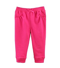 Cuddle Bear® Mix & Match Baby Girls' 3M-2T Fleece Jogger Pants