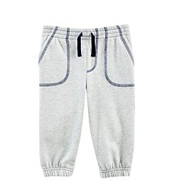 Cuddle Bear® Mix & Match Baby Boys' 3M-2T Fleece Jogger