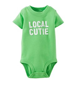 Carter's® Baby Boys' Local Cutie Bodysuit