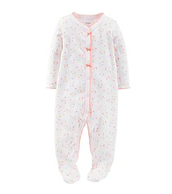 Carter's® Baby Girls' Geo Print Footie
