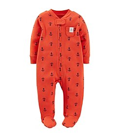 Carter's® Baby Boys' Anchor Print Footie