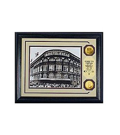 Ebbets Field Gold Coin Photo Mint by Highland Mint