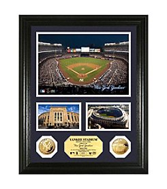 New York Yankees 24KT Gold Coin Showcase Photo Mint by Highland Mint