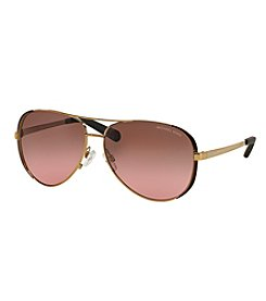 Michael Kors® Chelsea Aviator Sunglasses