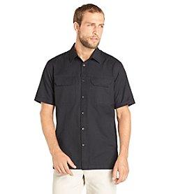 Van Heusen® Men's Short Sleeve Traveler Woven