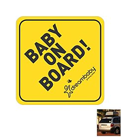 Dreambaby® Baby on Board Adhesive Decal