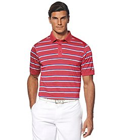 Callaway® Men's Short Sleeve Striped Polo