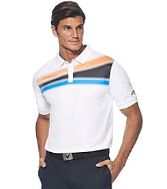 Callaway® Men's Short Sleeve Escalation Print Polo