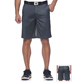 Callaway® Men's Heathered Tech Short