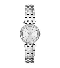 Michael Kors® Petite Silvertone Darci Watch