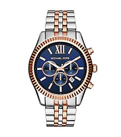 Michael Kors® Women's Two Tone Lexington Watch