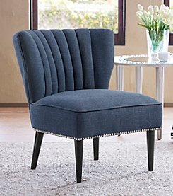 Madison Park™ Korey Chair in Los Angeles Blue Nova