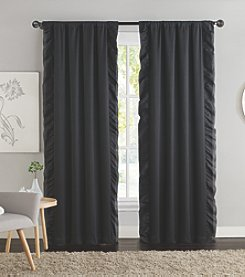 Victoria Classics Amber Blackout Window Curtain