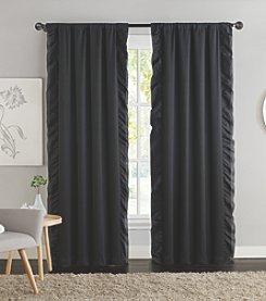 Victoria Classics Amber Blackout Window Curtain