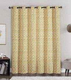 Victoria Classics Amadora Grommet Window Curtain