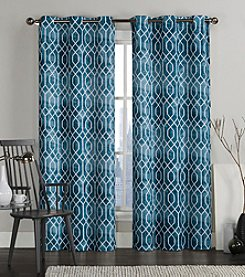 Victoria Classics Andreas PRT Saxton Grommet Window Curtain