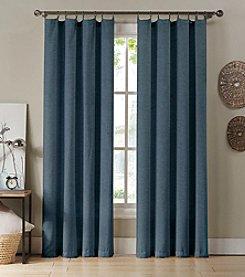 Victoria Classics Broome Solid Tab Window Curtain
