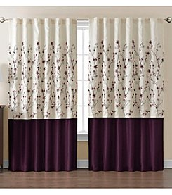 Victoria Classics Sidney Rod Pocket Window Curtain