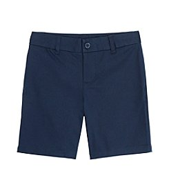 French Toast® Girls' 4-20 Mid-Thigh Shorts