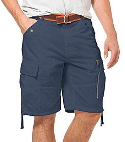 Chaps® Men's Big & Tall Harrington Cargo Shorts