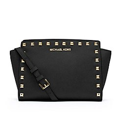 MICHAEL Michael Kors® Selma Stud Medium Messenger