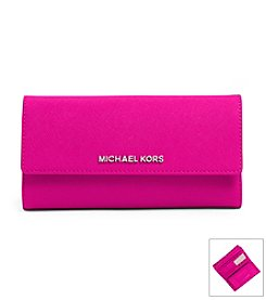 MICHAEL Michael Kors® Jet Set Travel Checkbook Wallet