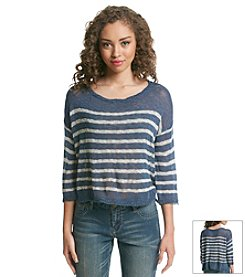Hippie Laundry Lightweight Striped Sweater