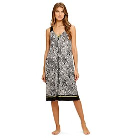 Ellen Tracy® Sleeveless Night Gown