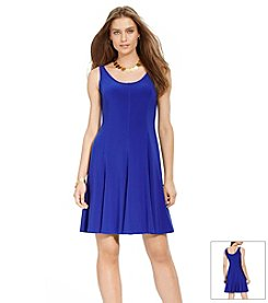 Lauren Ralph Lauren® Scoop-Neck Jersey Dress
