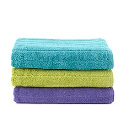 LivingQuarters Loft EcoLite Back to School Towel Collection