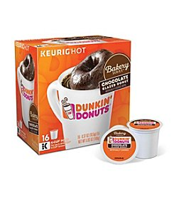 Keurig® Dunkin' Donuts® Bakery Series Chocolate Glazed Donut Coffee 16-Pk. K-Cup