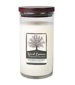 WoodWick® Sugared Coconut Candle