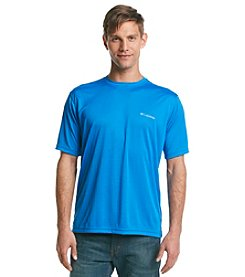 Columbia Men's Short Sleeve Meeker Peak Crew