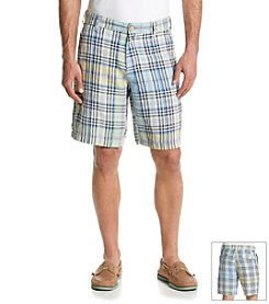 Tommy Bahama® Men's Bayfront Plaid Shorts