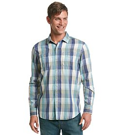 Tommy Bahama® Men's Long Sleeve Plaid Canyons Woven