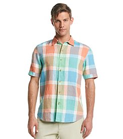Tommy Bahama® Men's Long Sleeve Pismo Plaid Woven
