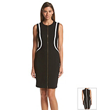 Calvin Klein Zipper Dress