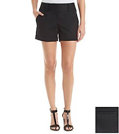 Vince Camuto® Cuffed Shorts