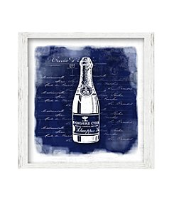 Bottle II Framed Art