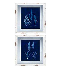 Ferns Framed Art