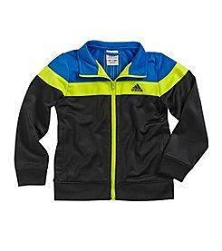 adidas® Boys' 2T-7 Elite Tricot Jacket