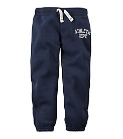 Carter's® Boys' 2T-7 Fleece Knit Pants