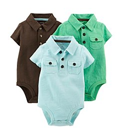 Carter's® Baby Boys' 3-Pack Bodysuit
